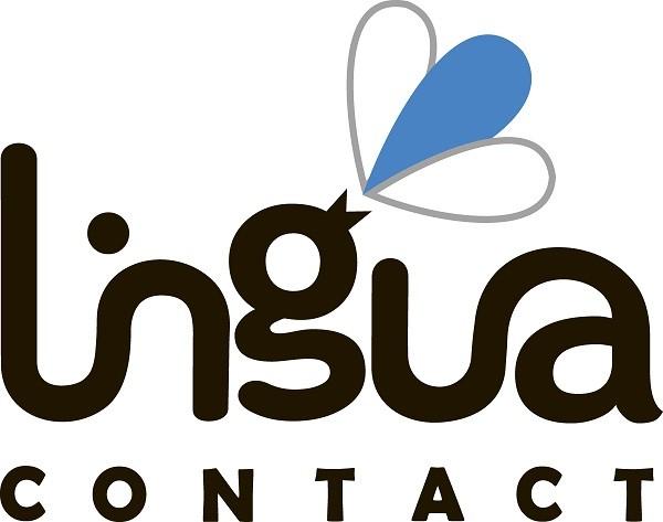 Лингваконтакт логотип