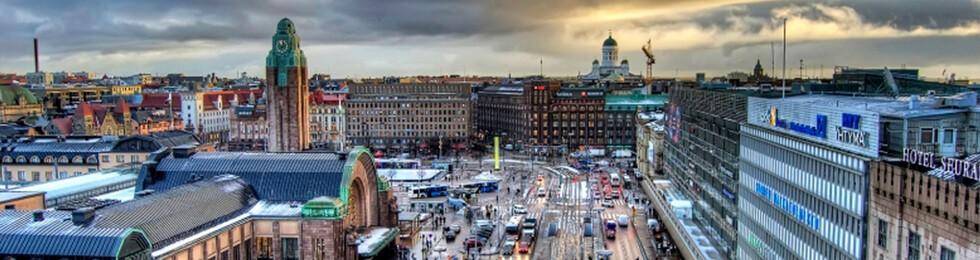 центр Хельсинки