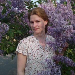 Преподаватель финского языка Анна