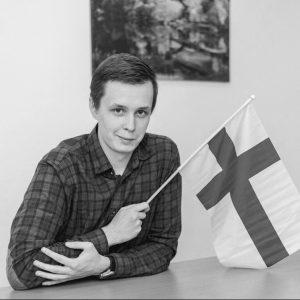 Матвей - преподаватель финского в Лингваконтакт