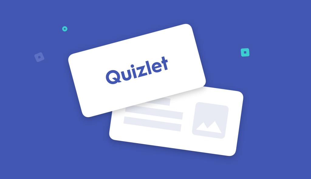 Карточки Quizlet