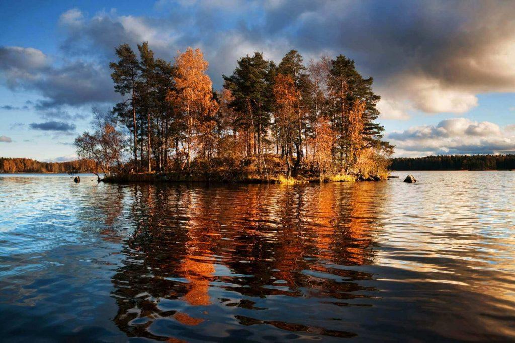 Природа России - Вуокса