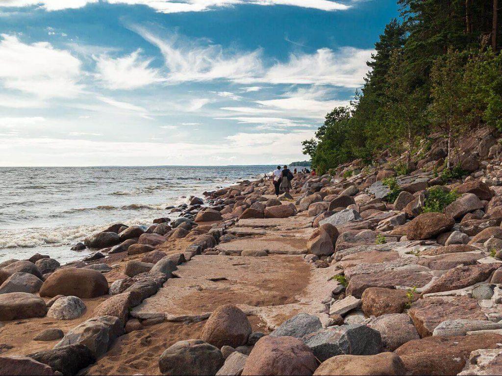 Солнечное Финский залив