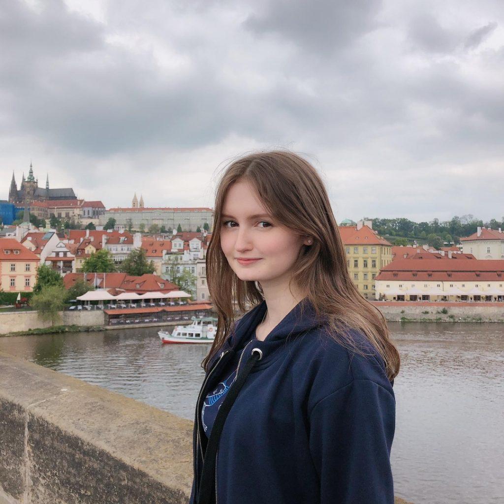 Юлия - преподватель финского языка в ЛингваКонтакт