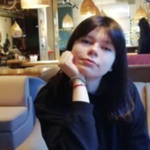 Преподаватель финского языка Вероника